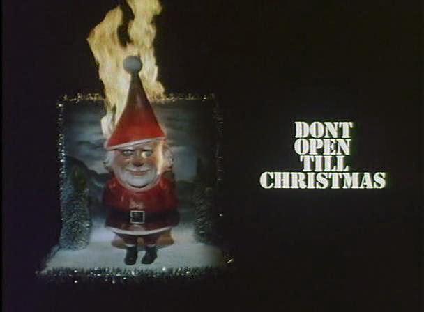 Video Oddities #8: Don't Open Till X-Mas