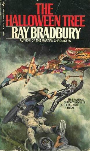 Ray Bradbury Week: The Halloween Tree