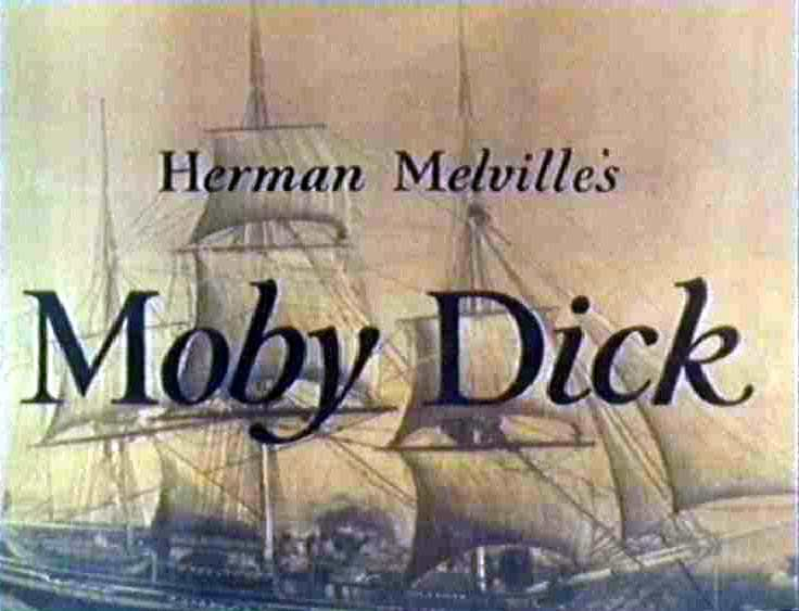 ray bradbury week moby dick