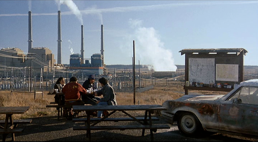An analysis of the movie powwow highway