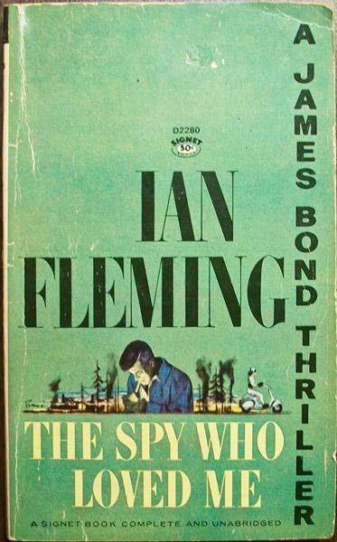 Movie Shelf The Spy Who Loved Me Page 1