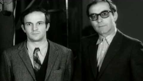 Image result for truffaut godard